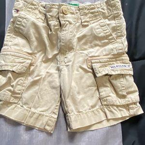 Toddler boys TH cargo shorts 🩳